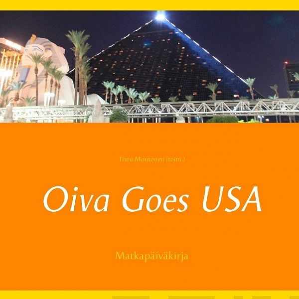 Image for Oiva Goes USA from Suomalainen.com