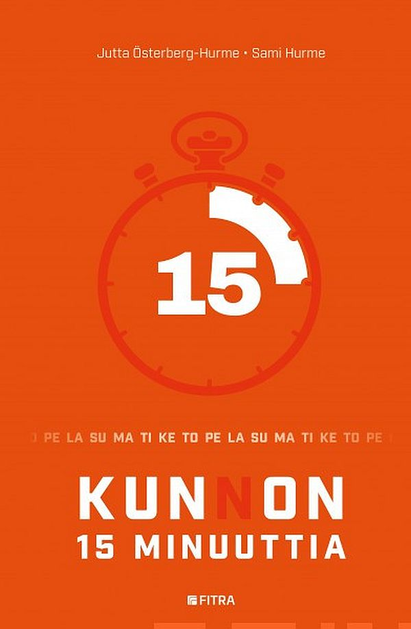 Image for Kunnon 15 minuuttia from Suomalainen.com