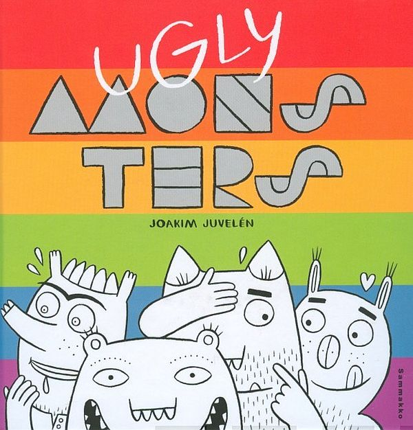 Image for Ugly Monsters from Suomalainen.com