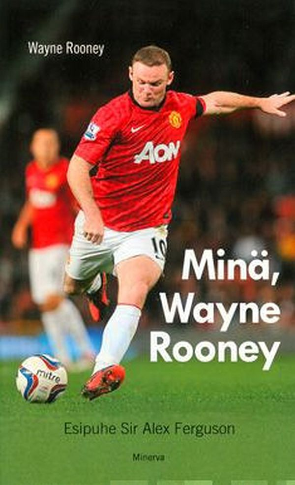 Image for Minä, Wayne Rooney from Suomalainen.com