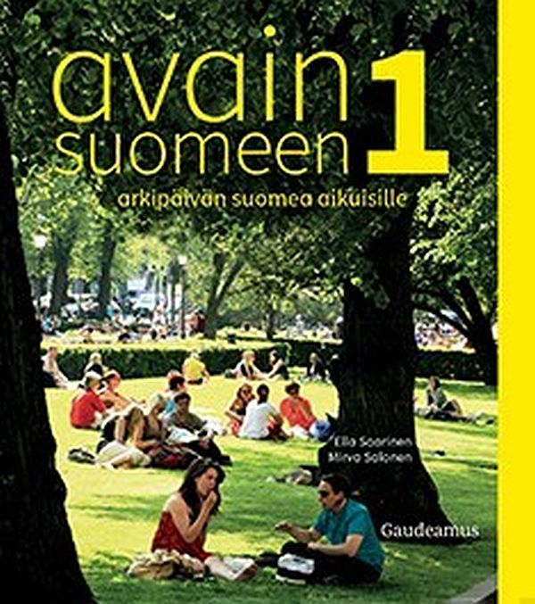 Image for Avain suomeen 1 (MP3-cd) from Suomalainen.com