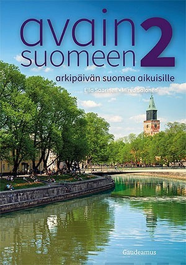 Image for Avain suomeen 2 from Suomalainen.com