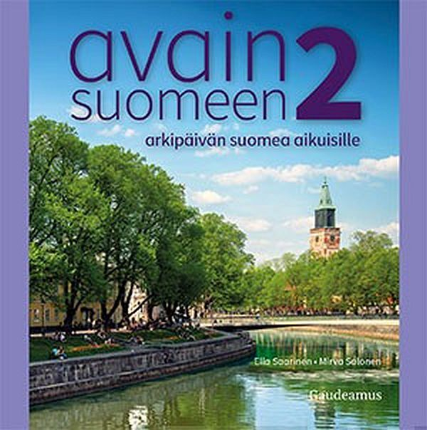 Image for Avain suomeen 2 (MP3-cd) from Suomalainen.com
