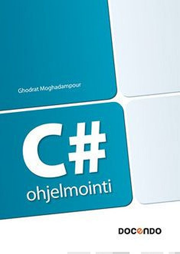 Image for C# -ohjelmointi from Suomalainen.com