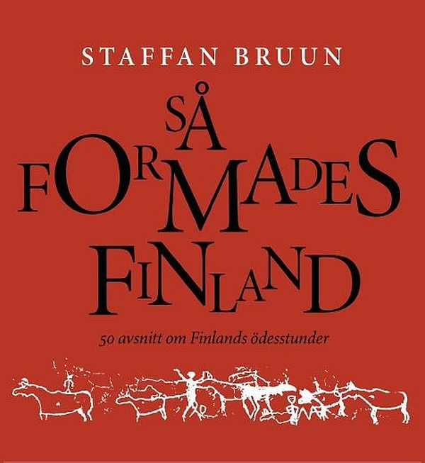 Image for Så formades Finland from Suomalainen.com