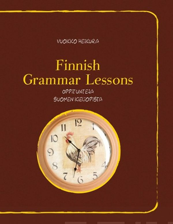 Image for Finnish grammar lessons from Suomalainen.com