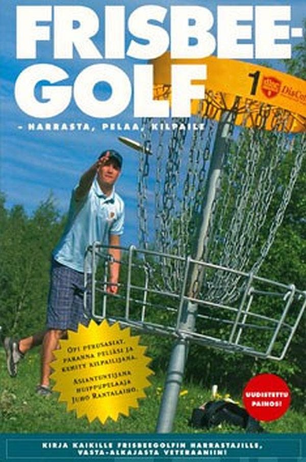 Image for Frisbeegolf from Suomalainen.com