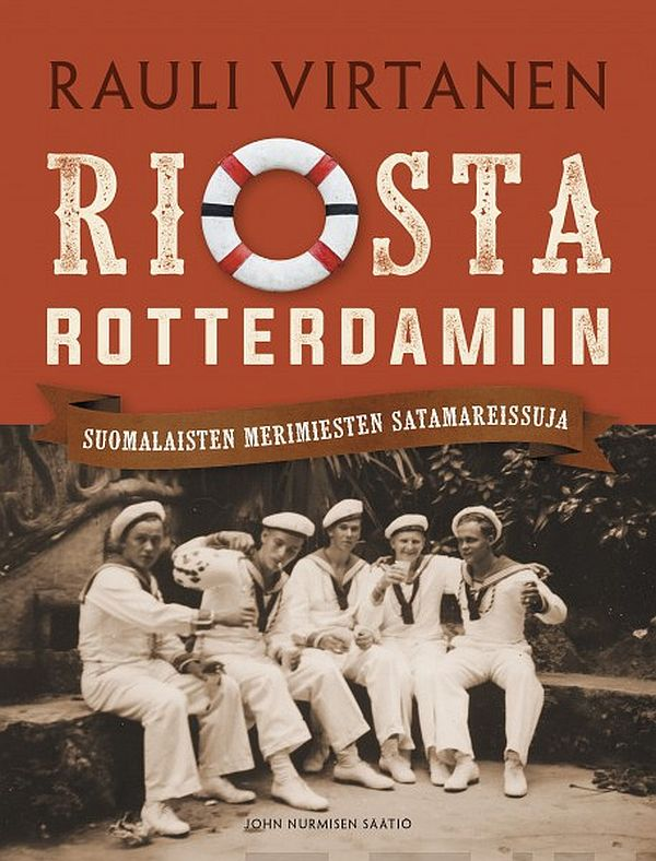 Image for Riosta Rotterdamiin from Suomalainen.com