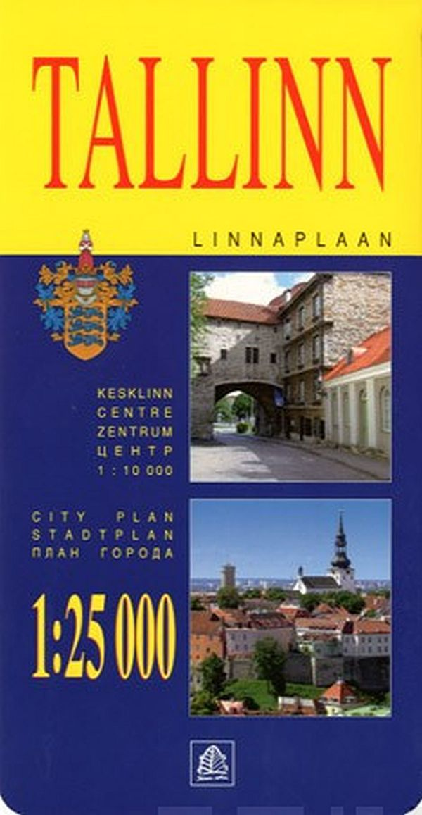 Image for Tallinn: 2006-2007 from Suomalainen.com