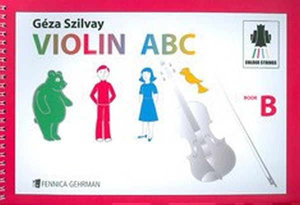 Image for Colourstrings Violin ABC (Book B) from Suomalainen.com