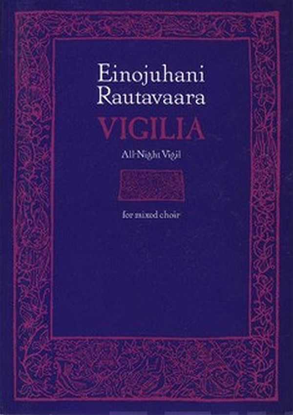 Image for Vigilia / All-night Vigil from Suomalainen.com