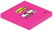 Image for Viestilappu Post-it 76x76 mm 654 Super Sticky pinkki from Suomalainen.com